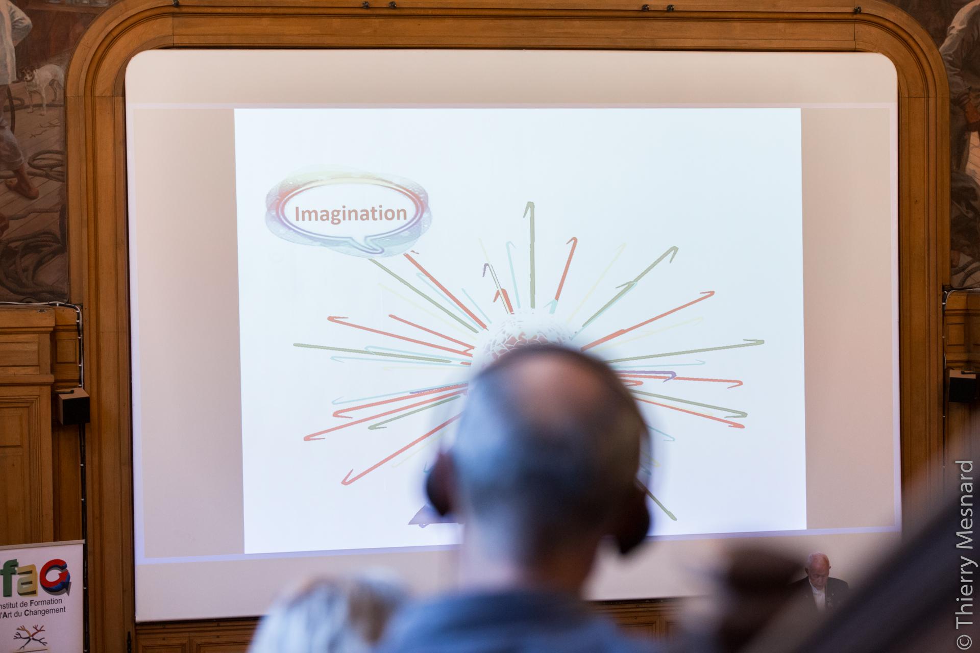Conférence Apprendre à Apprendre avec Tony Buzan à Paris (organisée par notre équipe)
