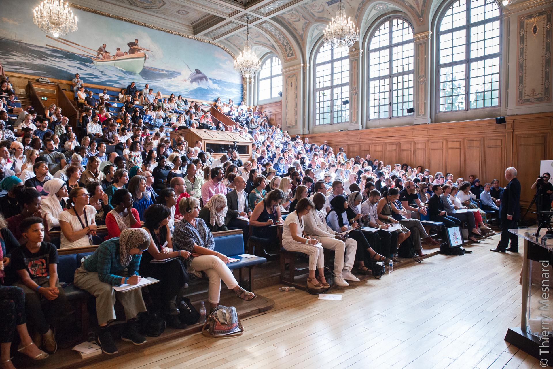 Conférence Apprendre à Apprendre à Paris organisée par Nicolas Lisiak, Jérôme Hoarau (co-fondateur de Passion d'Apprendre) et Michel Wozniak