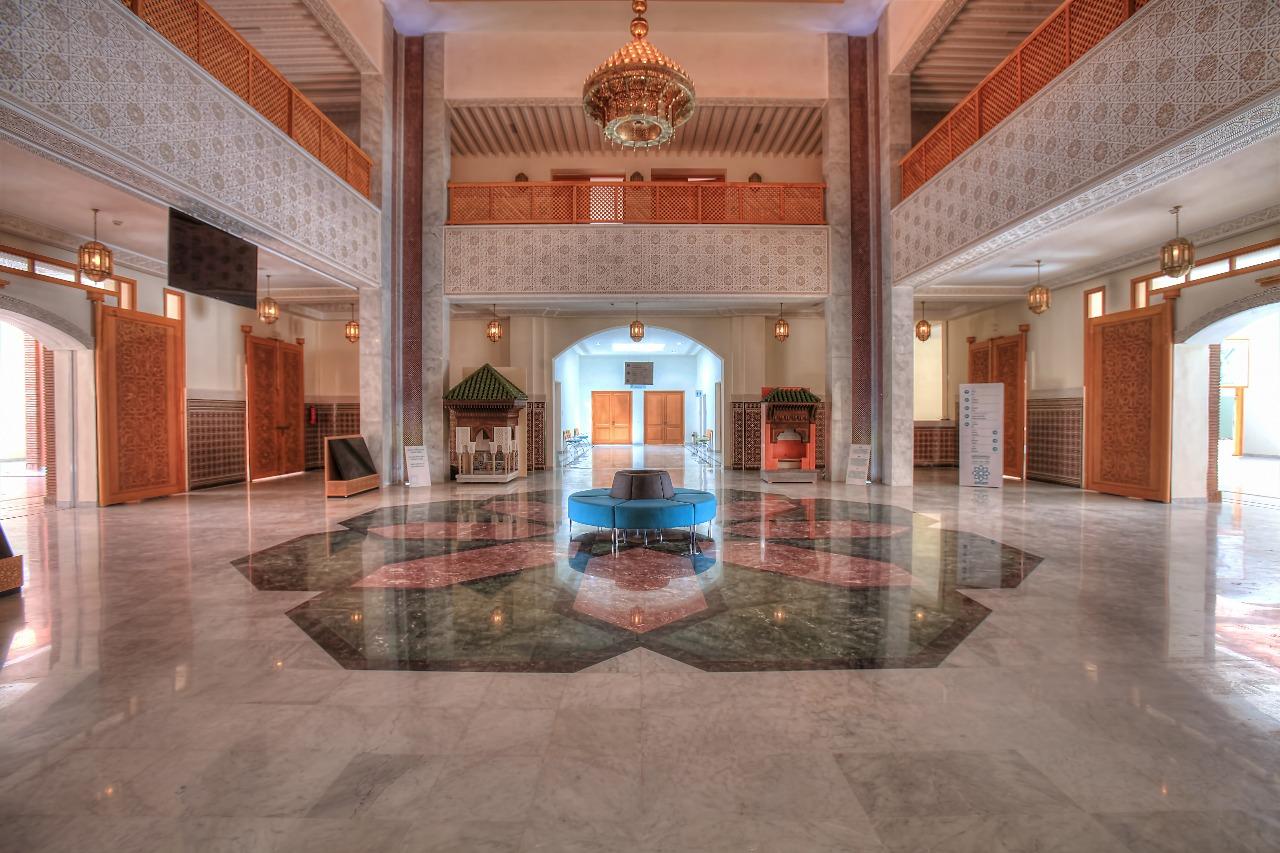 Le Musée de l'Eau à Marrakech pour les conférences de La-Semaine.com