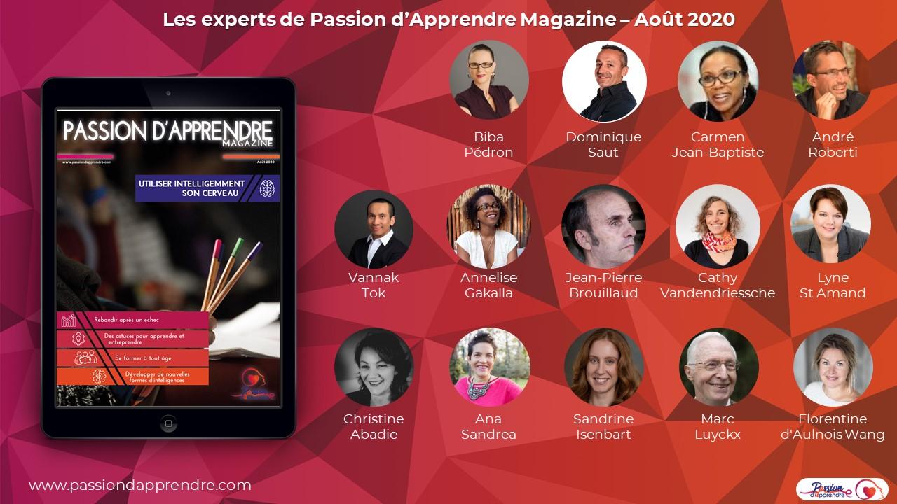 Affiche Magazine Aout 2020