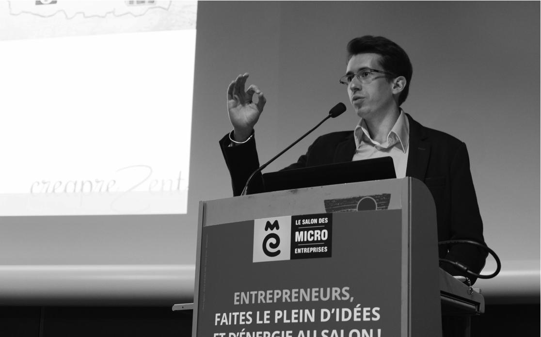 Jérôme Hoarau - coach et conférencier
