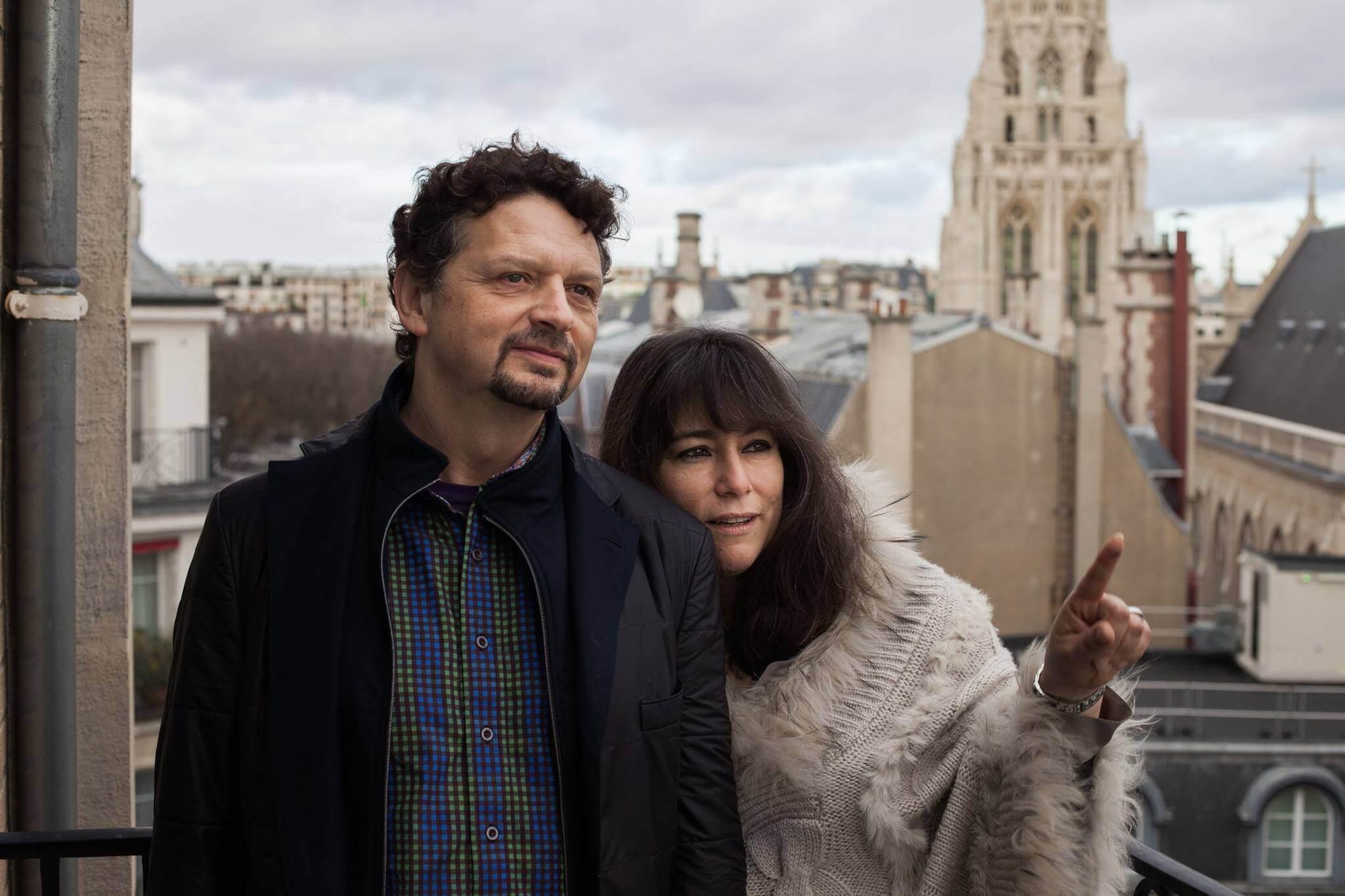 Marco Frediani et Lourdes Gutierrez