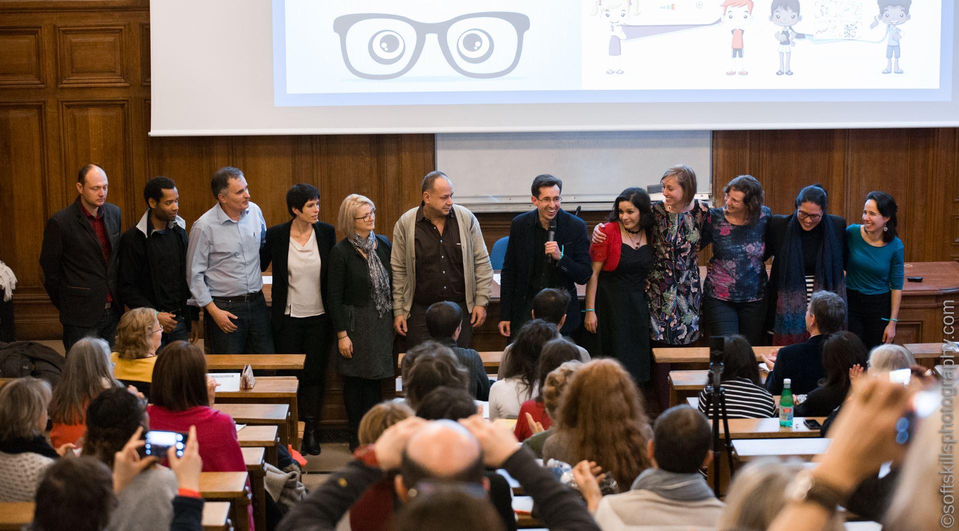 Les coachs à La Sorbonne