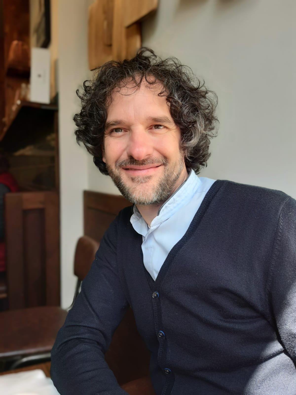 Portrait Stephane Ayrault edimbourg