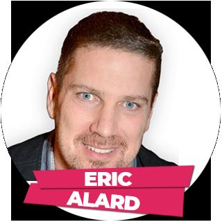 eric alard profil