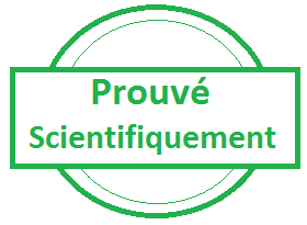 prouve scientifiquement