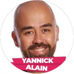 Yannick Alain profil