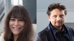 Lourdes Gutierrez et Marco Frediani
