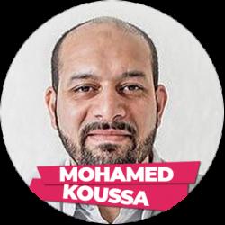 mohamed koussa profil
